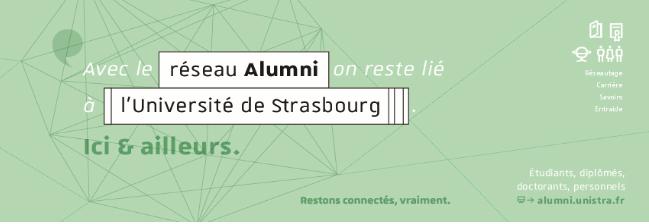 réseau alumni unistra