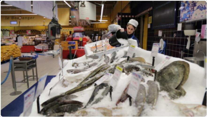 Employé / Employée en poissonnerie